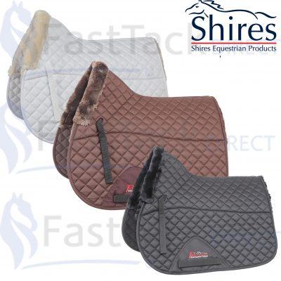 Shires Performance SupaFleece Saddlecloth