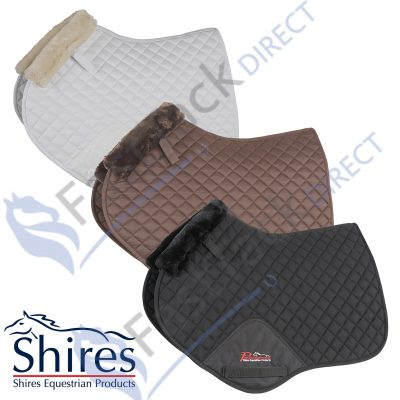 Shires Performance SupaFleece Jump Saddlecloth