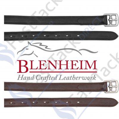 Shires Blenheim Non Stretch Stirrup Leathers