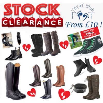 Clearance Horse Riding Boots