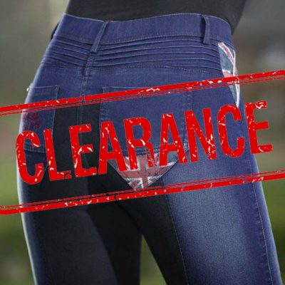 Clearance Ladies Jodhpurs & Breeches