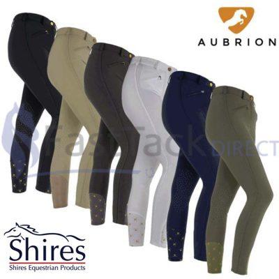 8142 Shires Ladies Aubrion Thompson Breeches