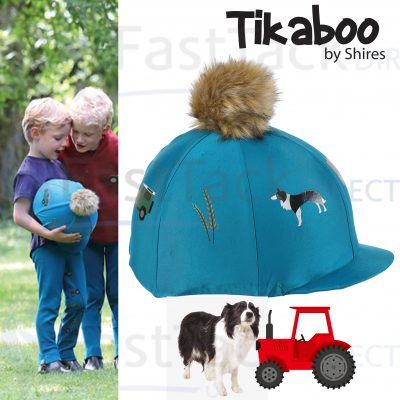 Shires Childrens Tikaboo Hat Cover
