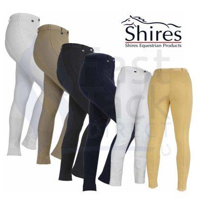 Shires Ladies SaddleHugger Jodhpurs