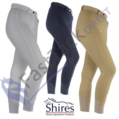 Shires Maids Girls SaddleHugger Breeches