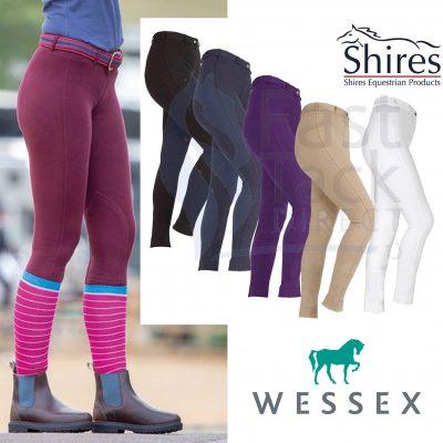 Shires Ladies Wessex Jodhpurs