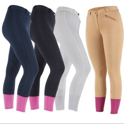 9198 Shires Ladies Wessex Knitted Breeches