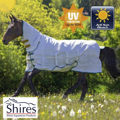 Shires Tempest Plus Sweet-Itch Combo Bug / Fly Rug