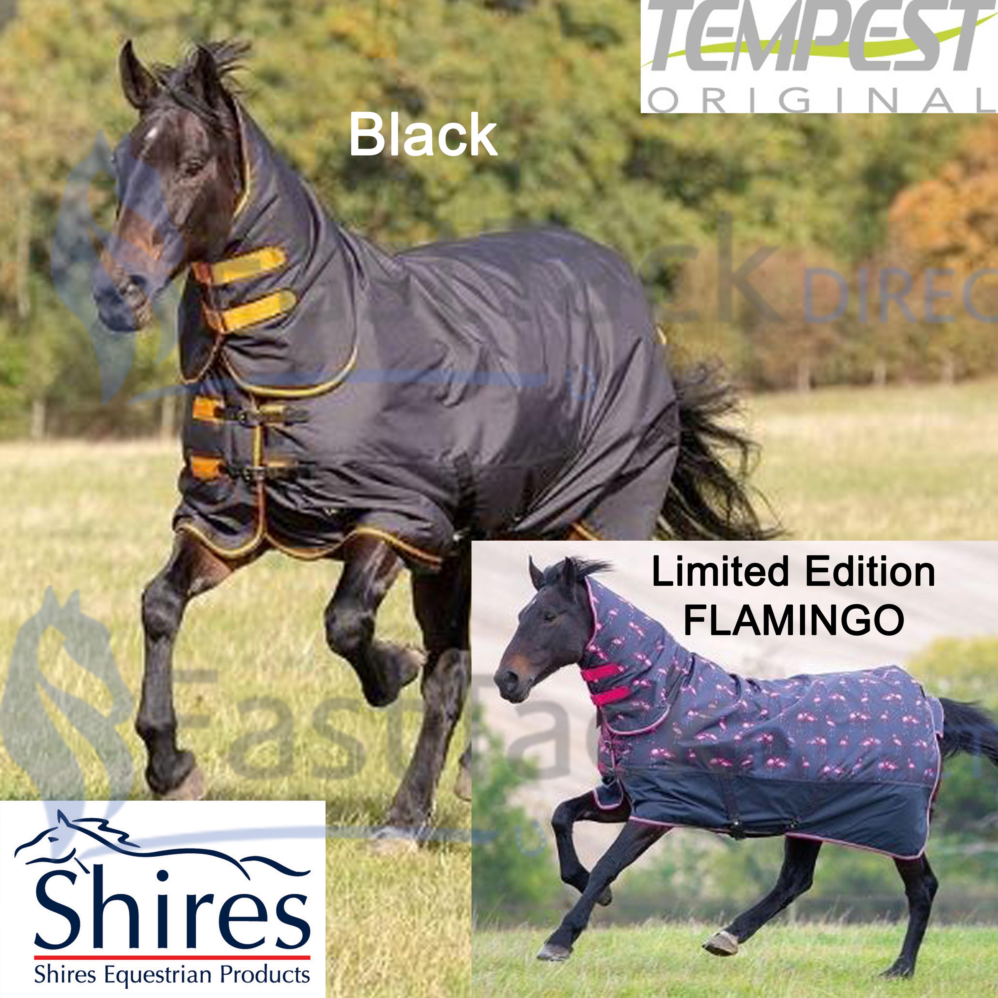 9332 Shires Tempest Original 200g Medium Weight Combo Neck