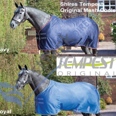 Shires Tempest Original Mesh Cooler Rug