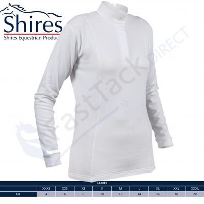 Shires Ladies Hunt Shirt