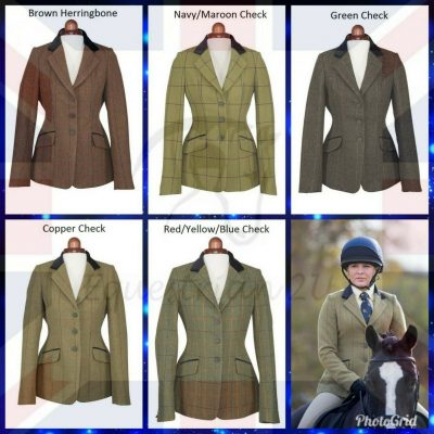 Shires Ladies Aubrion Saratoga Competition Jacket