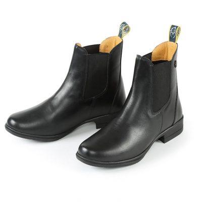 Shires Moretta Alma Synthetic Leather Jodhpur Boots