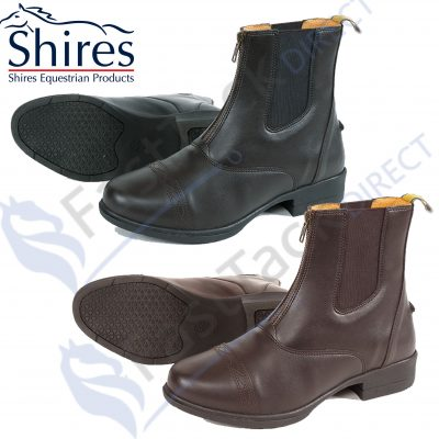 Shires Moretta Clio Synthetic Leather Paddock Boots