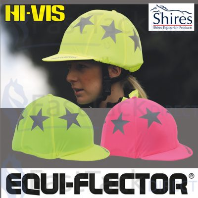 Shires EQUIFLECTOR® Hat Cover
