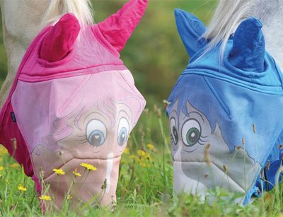 Horse Fly Masks