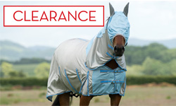 Clearance Fly Rugs & Accessories
