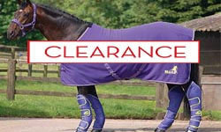 Horse Travel Wear Clearance
