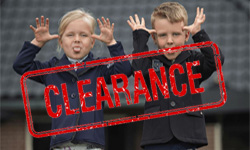 Children's Clearance Clothing