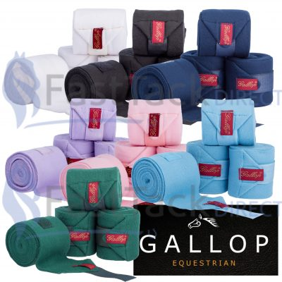 Gallop Fleece Bandages