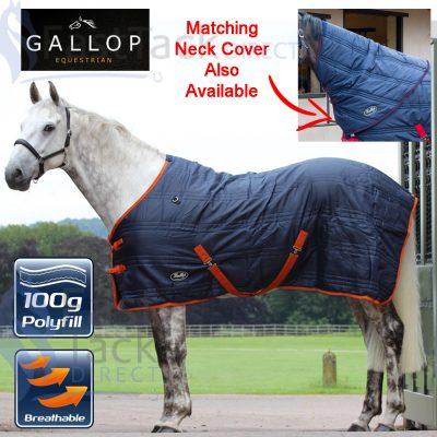 Gallop Defender 100 Lightweight Standard Neck Stable Rug