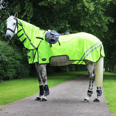 Gallop Ride-On Combo Neck Fly Rug