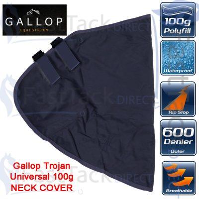 Gallop Trojan Universal Neck Cover