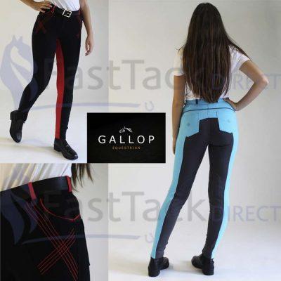 Gallop Ladies Helix Jodhpurs