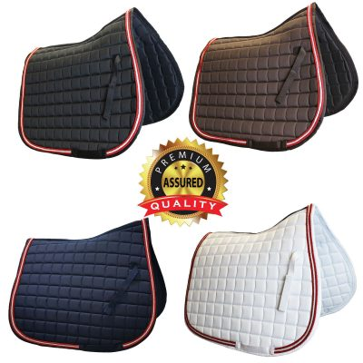 Gallop High Wither Vented Saddle Pad