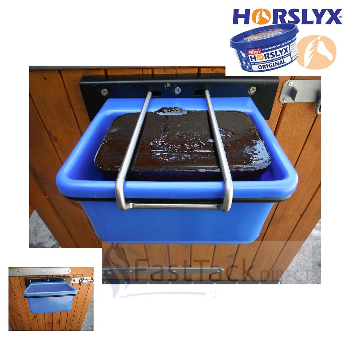 Horslyx 5kg Holder Horse Treat Storage Fast Tack Direct