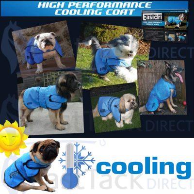 Easi Dri Cooling Dog Coat