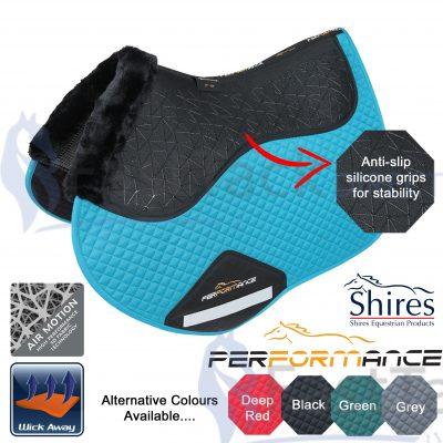 Shires Performance Fusion Jump Saddlecloth