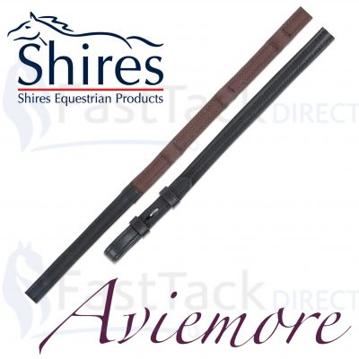 Shires Aviemore Softy Dressage Reins