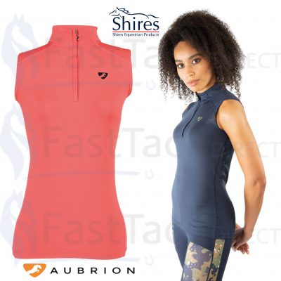 Shires Aubrion Ladies Westbourne Sleeveless Baselayer