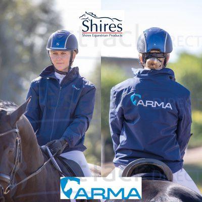 Shires ARMA Unisex Team Jacket