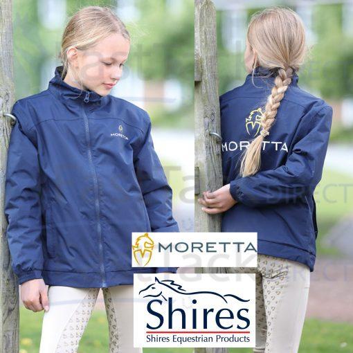 Shires Moretta Childrens Team Jacket