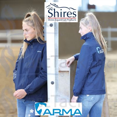 Shires ARMA Childrens Team Jacket