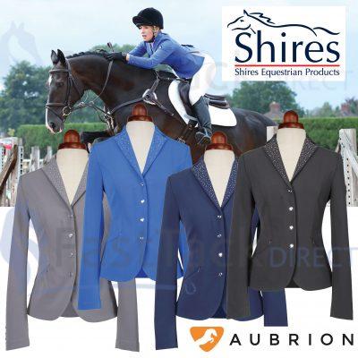 Shires Ladies Aubrion Park Royal Show Jacket