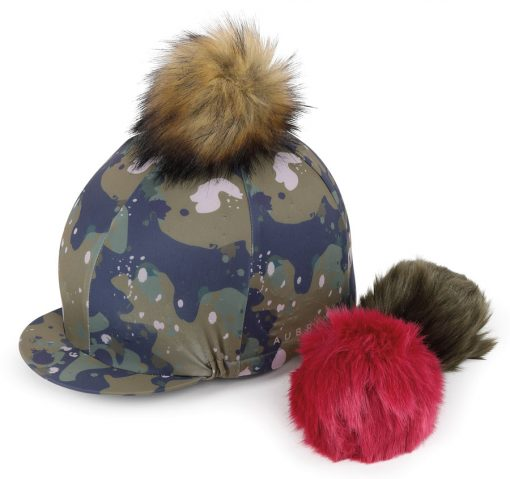 Shires Aubrion Switch It Pom Pom Hat Cover