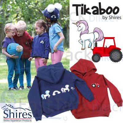 Shires Childrens Tikaboo Hoodie