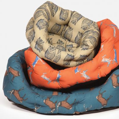 Danish Design Deluxe Slumber Woodland Dog Beds