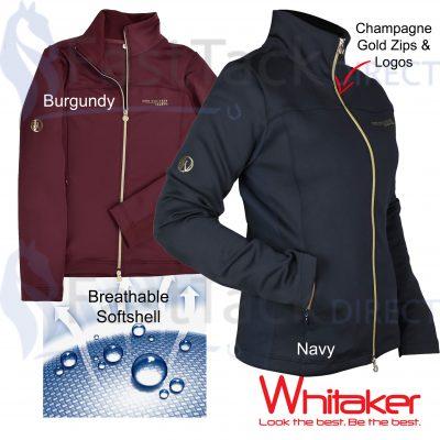 Whitaker Ladies Legend Premium Softshell Jacket