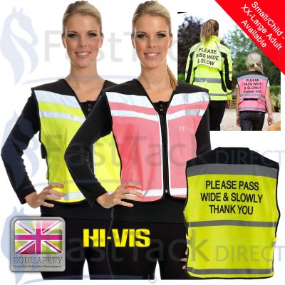 Equisafety Reflective Air Waistcoat