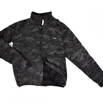 Whitaker Ladies Sydney Camo Reflective Waterproof Jacket