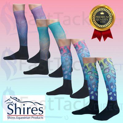 Shires Ladies Aubrion Hyde Park Socks