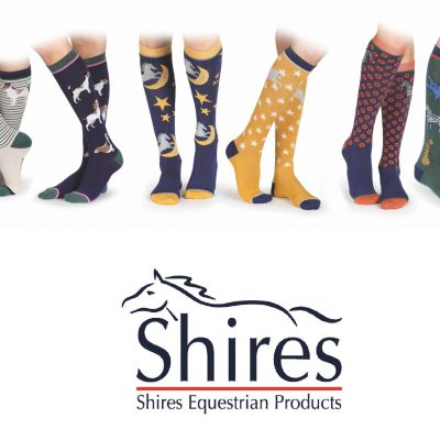 Shires Bamboo Socks - 2 Pack (Adults & Childrens)
