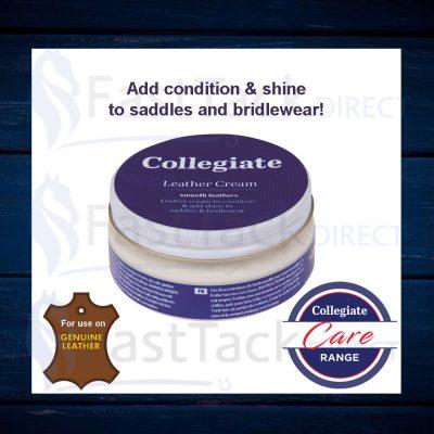 Collegiate Leather Cream